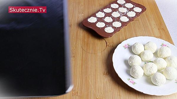 Kulki twarogowe w czekoladzie NAJLEPSZE (zamiast batonika)