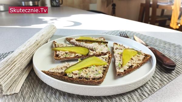 Odżywcze pasty kanapkowe (5 przepisów)